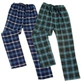 Comfy Flannel Pajama Pants - Set of 2