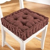 Tufted Support Padded Booster Cushion