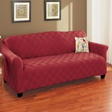 Double Diamond Stretch Furniture Cover