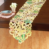 Colorful Butterfly Cut Out Table Linens
