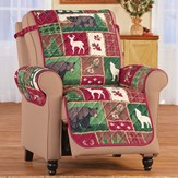 Quilted Rustic Lodge Furniture Protector