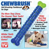 ChewBrush Pet Self-Brushing Toothbrush
