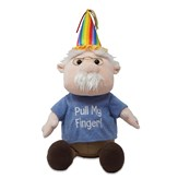 Pull My Finger Tootin' Birthday Pops Animated Plush