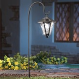 Sparkling Solar Lantern with Hook