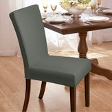 Stretch Tile Dining Chair Cover